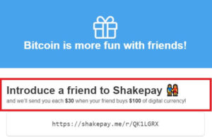 bitcoin is mor fun with shakepay