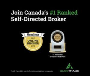 canada' best online borker questrade