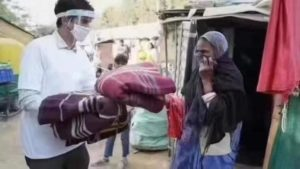 印度艾多美Atomy捐款慈善