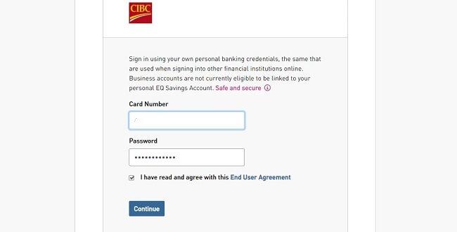 eq加拿大網路銀行賺錢方法7 CIBC 銀行